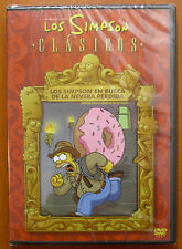 Los Simpson en busca de la nevera perdida [DVD] Homer Bart Lisa Marge Maggie NEW