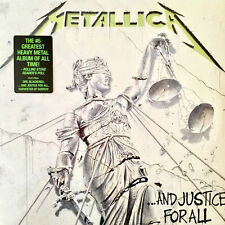 Metallica - and Justice for All Vinyl Lp2 BKRG