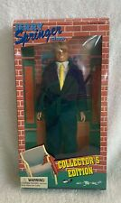 Nib 1998 The Jerry Springer Show Doll Collectors Edition Celebrity New Old Stock