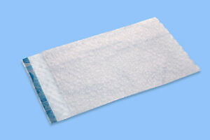 Bubble Wrap Bags 100mm x 135mm + 30mm Lip - 750 Bags