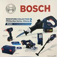 1/6 Bosch Miniature Collection 2 Capsule Protection Series 6 Tools & Box