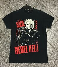 Billy Idol Rebel Yell Tour T tee Shirt Vintage 80s tshirt t-shirt Concert VTG