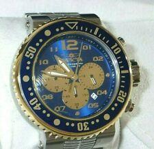 Invicta Men's 29760 Pro Diver Chronograph Blue Dial  Watch