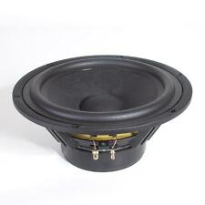 "NEW 8"" Oversized Diecast Frame Woofer Speaker.8.63 Diameter.Subwoofer Driver.8om"