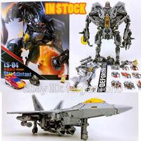 Transformers LS04S Starred Starscream Spider-Alloy Toy