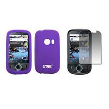 for T-Mobile Comet Purple Case+Screen LCD