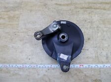 1980 Yamaha DT100 Enduro Y685. rear brake plate hub drum