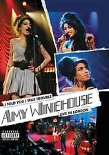 I Told You I Was Trouble 0602517497160 With Amy Winehouse DVD Region 1