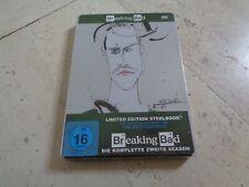 BREAKING BAD Season 2 OOP DVD SteelBook NEW & SEALED Bryan Cranston Aaron Paul