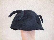 + Petit chapeau de femme art déco - antennes - théâtre? années 20/30 +