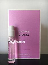 New Chanel Chance Eau Tendre EDT Eau de Toilette Sample Spray LARGE 2ml /0.06oz