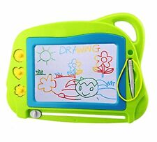 Magnetic Drawing Board Educational Learning Toy For Kids Writing Sketching Doodl