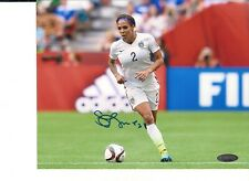 USA Women's Soccer Sydney Leroux #2 Autographed Photo