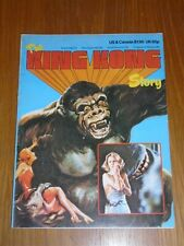 KING KONG STORY 1976 PHOEBUS MAGAZINE_
