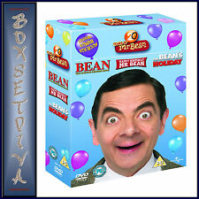 MR BEAN - 20 YEARS OF MR BEAN COLLECTION  **BRAND NEW DVD BOXSET **