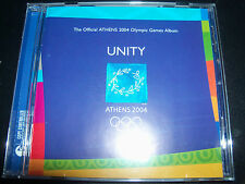 Unity Official Athens 2004 Olympics CD Ft Avril Lavigne Sting Destiny's Child Br