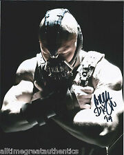COMIC BOOK ARTIST ~ BANE CREATOR CHUCK DIXON SIGNED 8X10 PHOTO I w/COA BATMAN