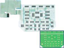 Fluke 192B 196B 196C 199B 199C Scopemeter Keypad Contact Board (Replaces Foil)