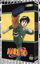 6012//COFFRET 3 DVD NARUTO VOLUME 15 EN TBE