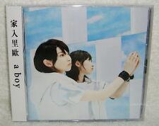 Leo Ieiri A Boy 2014 Taiwan CD -Normal Edition-