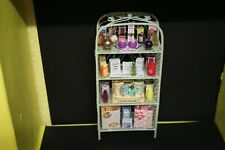 DOLLS HOUSE MINIATURE  ( Handcrafted Shop Perfume Unit