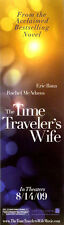The Time Traveler's Wife Movie Promotional Bookmark MINT CONDITION Audrey Niffen