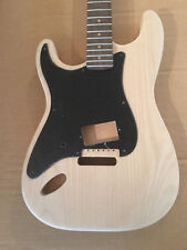 Stratocaster LEFT HAND Single Humbucker  BODY & NECK COMBO AMERICAN ALDER WOOD