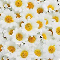 10/50/100Pcs Bouquet DIY Daisy Artificial Fake Flowers Decor Wedding Birthday
