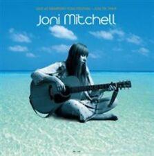 Live at Newport Folk Festival 12 Inch Analog Joni Mitchell LP Record