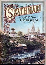 Romania SZATHMARI Old BUCHAREST advertising vintage URBAN HISTORY szathmary BOOK