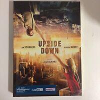 Upside Down Jim Sturgess Kristen Dunst dvd nuevo en blíster c13