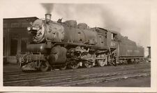 6K509 RP 1949 MAINE CENTRAL RAILROAD ENGINE #410 BANGOR ME