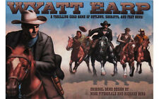 Wyatt Earp: A Thrilling Card Game of Outlaws, Sheriffs, and Fast Guns!