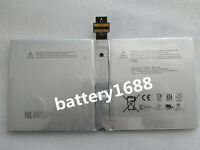 "Genuine G3HTA027H DYNR01 Battery for Microsoft Surface Pro 4 1724 12.3"" Tablet"