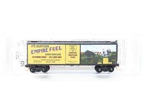 N Scale Micro-Trains MTL 03900240 GRYX Empire Fuel 40' Wood Boxcar #1018