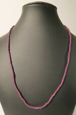 Pulverglasperlen 3mm violett DR31 Krobo Ghana Recycling Glass Beads Afrozip