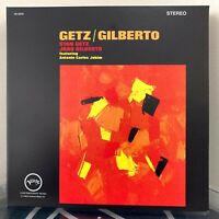 GETZ GILBERTO FEAT JOBIM LP 2016 Verve V6-8545 MINT UNPLAYED 180 gram