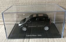 "DIE CAST "" LANCIA MUSA - 2004 "" + TECA RIGIDA BOX 2 SCALA 1/43"