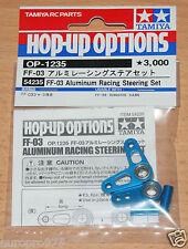 Tamiya 54235 FF-03 Aluminum Racing Steering Set (FF03/FF03 Pro/FF03R), NIP