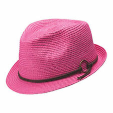 135ff38d9f8 Straw Fedora Trilby Hats for Women