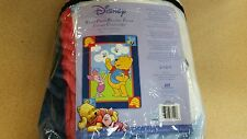 BRAND NEW OFFICIAL DISNEY WINNIE THE POOH TWIN SIZE ACRYLIC 60X80 BLANKET