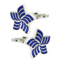 Trendy Women Men's Clothing Cufflinks Tie Ornament Cufflinks Cuff Links