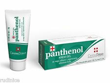 Panthenol Cream Gel , 40ml - for health care and regeneration of damaged skin