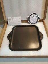 Pampered Chef Rockcrok Small Grill Stone 3158 new in box