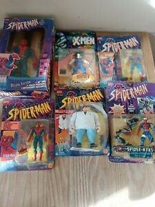 Spiderman vintage collection