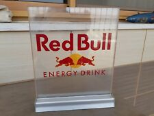 Red Bull Energy Drink Beer Neon Light Sign Bar Pub Real Glass Display Lighting