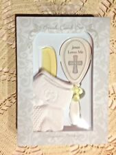 """Jesus Brush Comb & Sock Boxed Set by Stephan Baby*Absolutely Adorable* *New*"