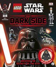 Lego Star Wars The Dark Side di Dk Libro con Copertina Rigida 9781409347385