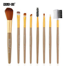 8pcs Professional Cosmetic Face  Makeup Brush Blusher Eye Shadow Brushes Set Kit