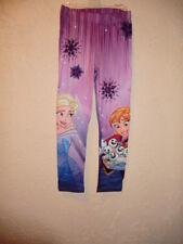 Disney Frozen Die Eiskönigin Leggins Elsa und Anna Größe 122 - 128 NEU & OVP